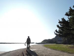 富岡海水浴場(苓北町)
