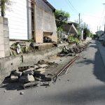 熊本地震(熊本市東区)