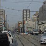 熊本市中央区・市電