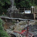 霊台橋(山都町・熊本地震)