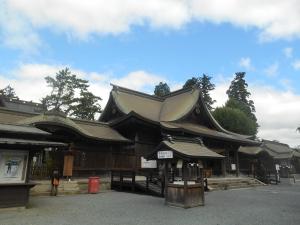 阿蘇神社(熊本地震前)