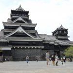 熊本城(熊本地震前)