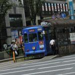 通町筋電停(熊本市)
