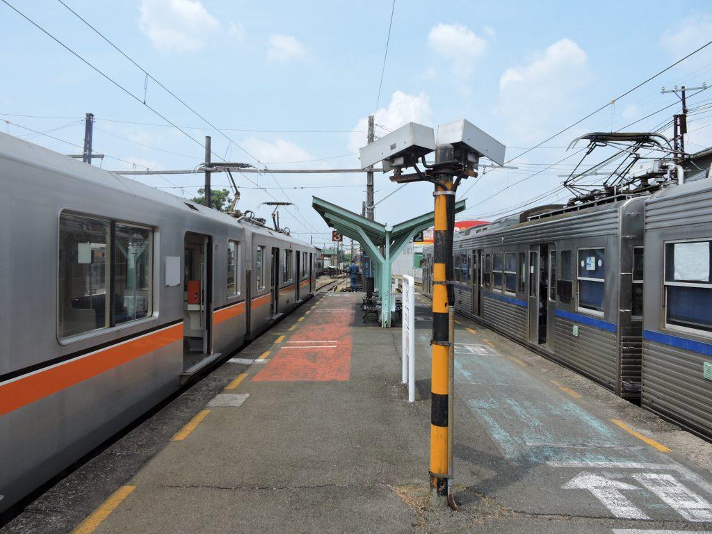 熊本電鉄北熊本駅