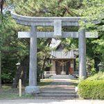八代市:松井神社