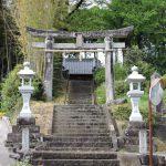 菅原神社(大津町室)
