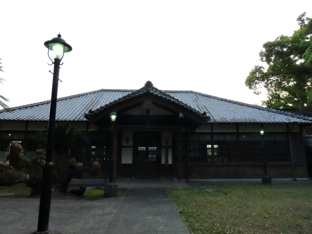 旧三角簡易裁判所(宇城市)