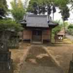 菅原神社 大津町室