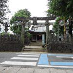窪田日吉神社(大津町)