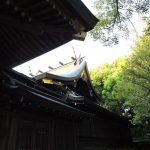 菊池神社(菊池市)