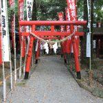 生目稲荷神社(菊池神社)
