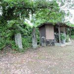 西南戦争 山鹿官軍墓地