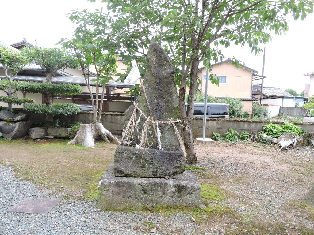 猿田彦大神:東原稲荷神社(山鹿市)