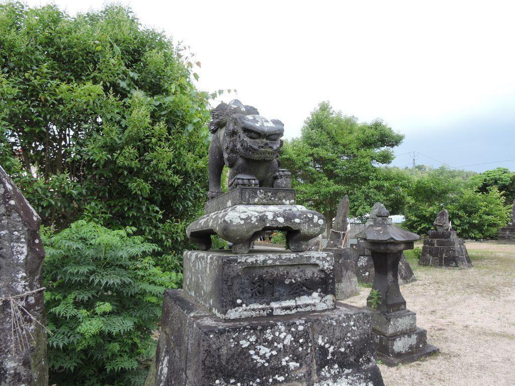 稲荷神社(山鹿市中)