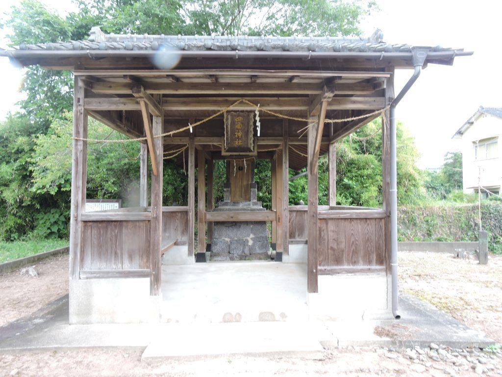 四面神社(山鹿市)