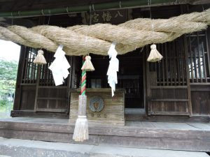 藤崎八幡宮(山鹿市)