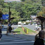 通町筋電停(熊本市中央区)