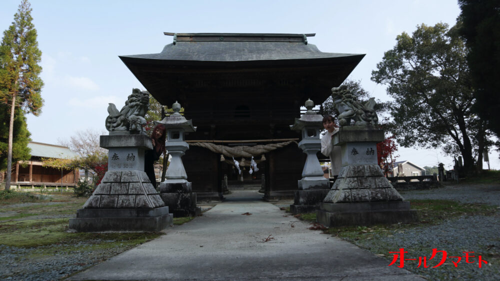 石藤崎八幡宮 楼門