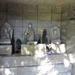 元西福寺の焼仏