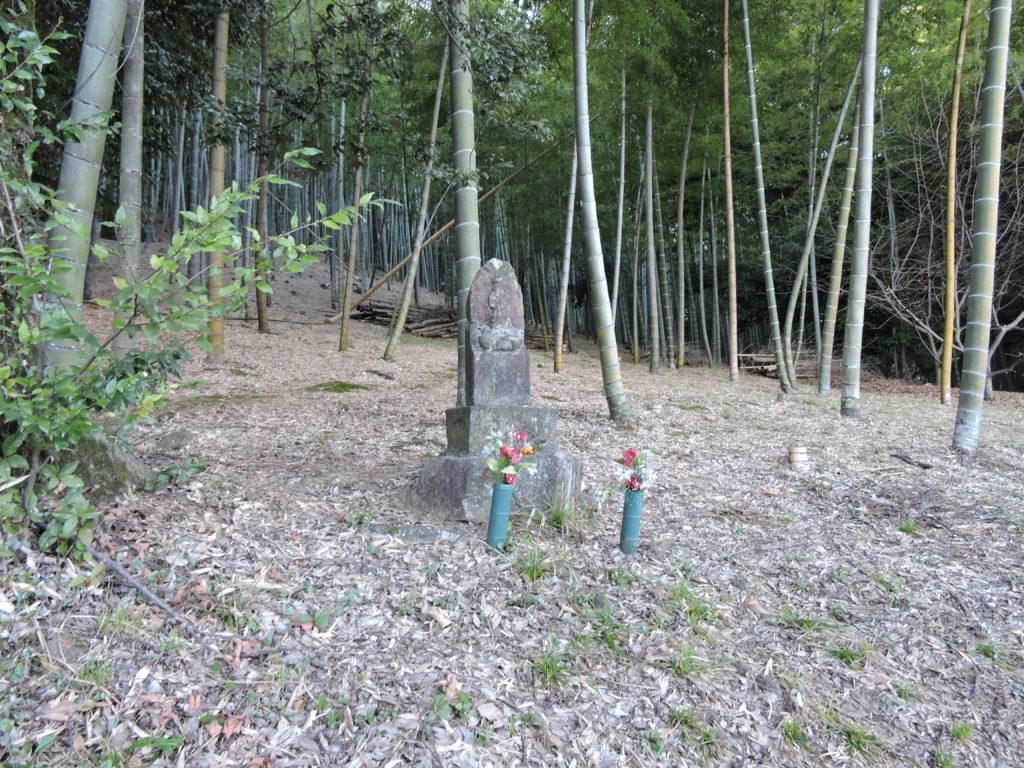 円空地蔵:熊本市東区2018