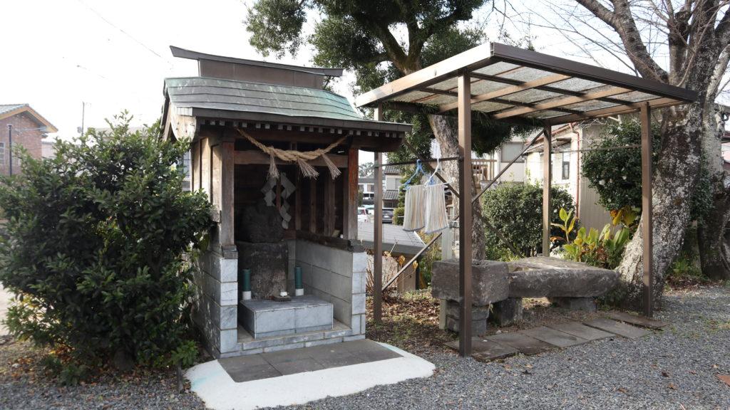 金刀比羅神社(玉名市高瀬)