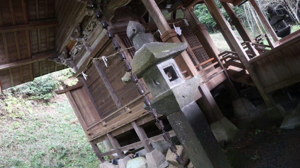 乙御王神社(御船町)