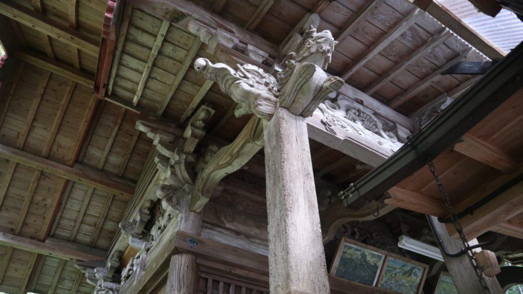 乙護王神社(御船町)