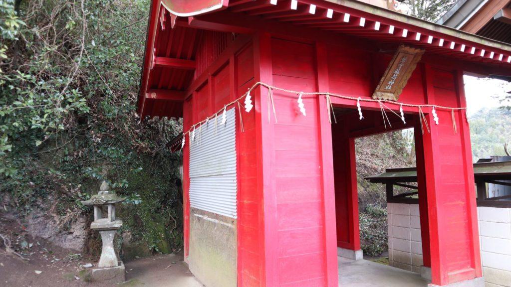 辺田見若宮神社(御船町)